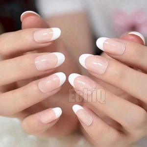BNIB French manicure press on nails